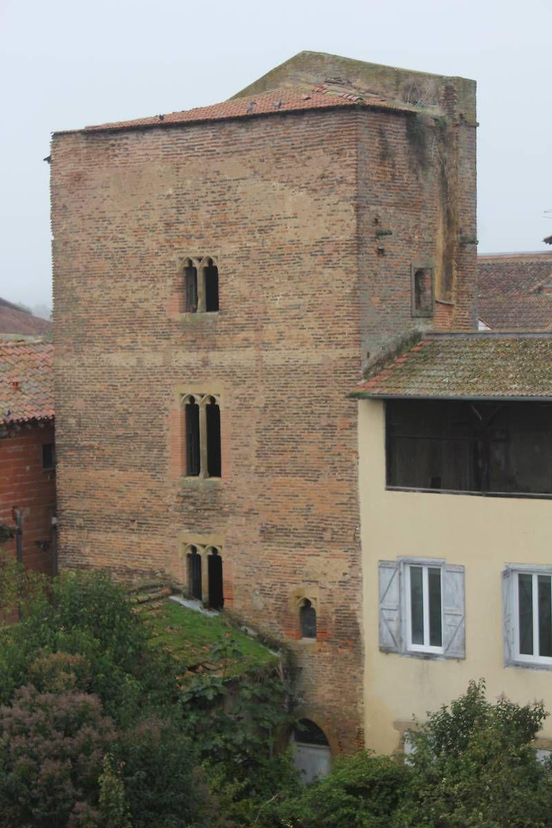 Tour de Rohan à Mirande dans le Gers