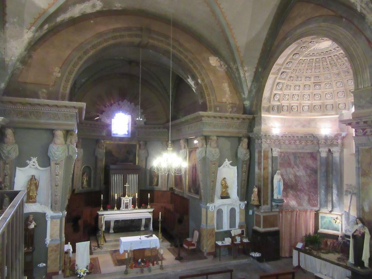 Eglise Saint-Baudile à Maureilhan