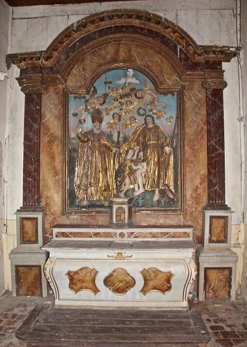 Eglise Notre-Dame de l'Assomption de Miramont-Latour