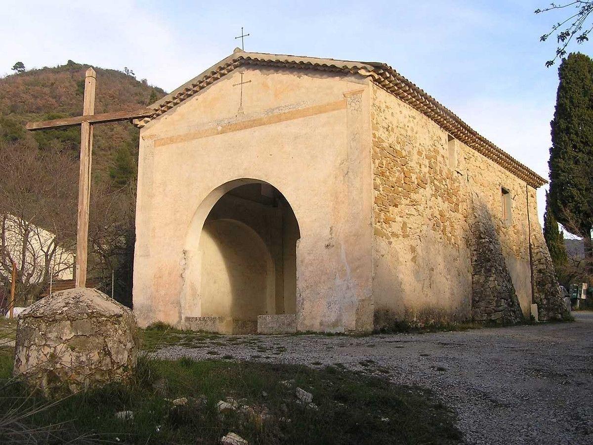 Chapelle Saint-Pancrace à L'Escarène