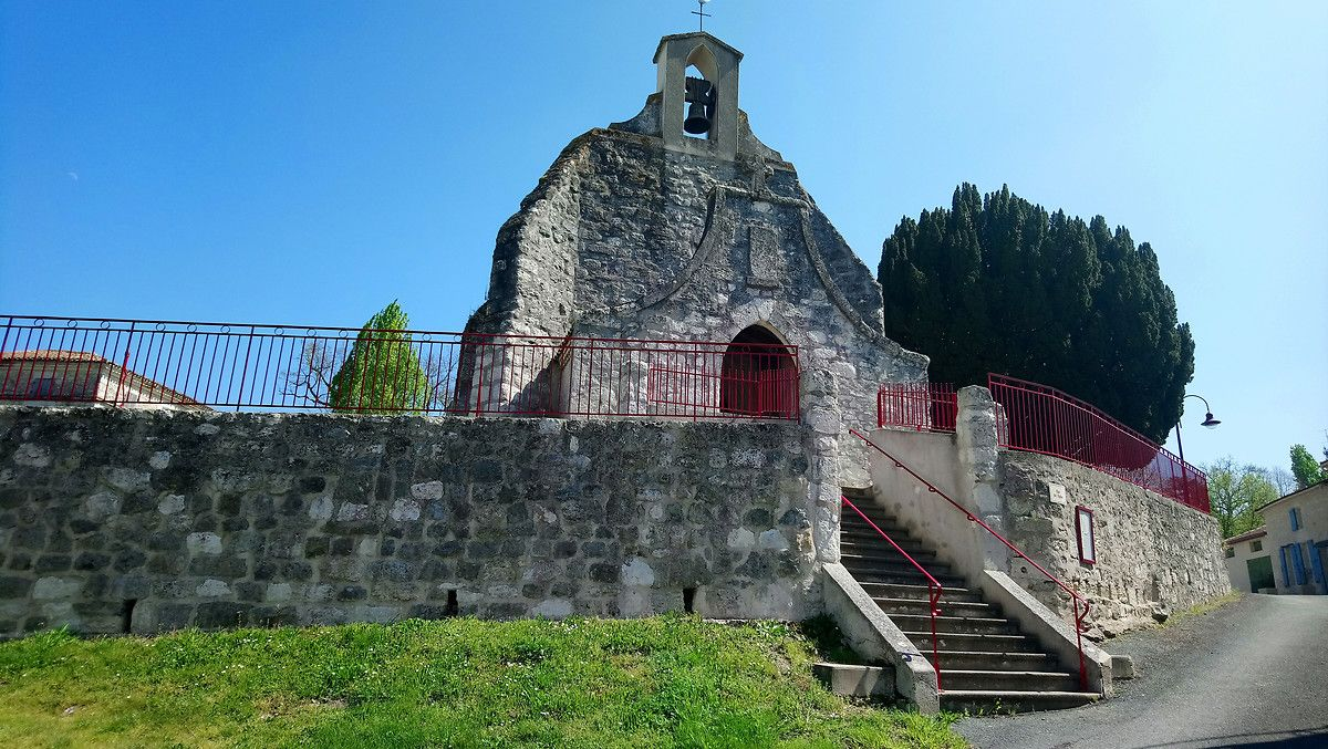 Eglise Saint-Pierre de Lacépède