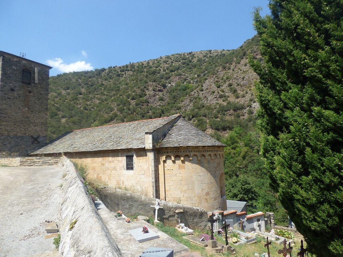 Eglise paroissiale de Saint-Jean Baptiste à Conat