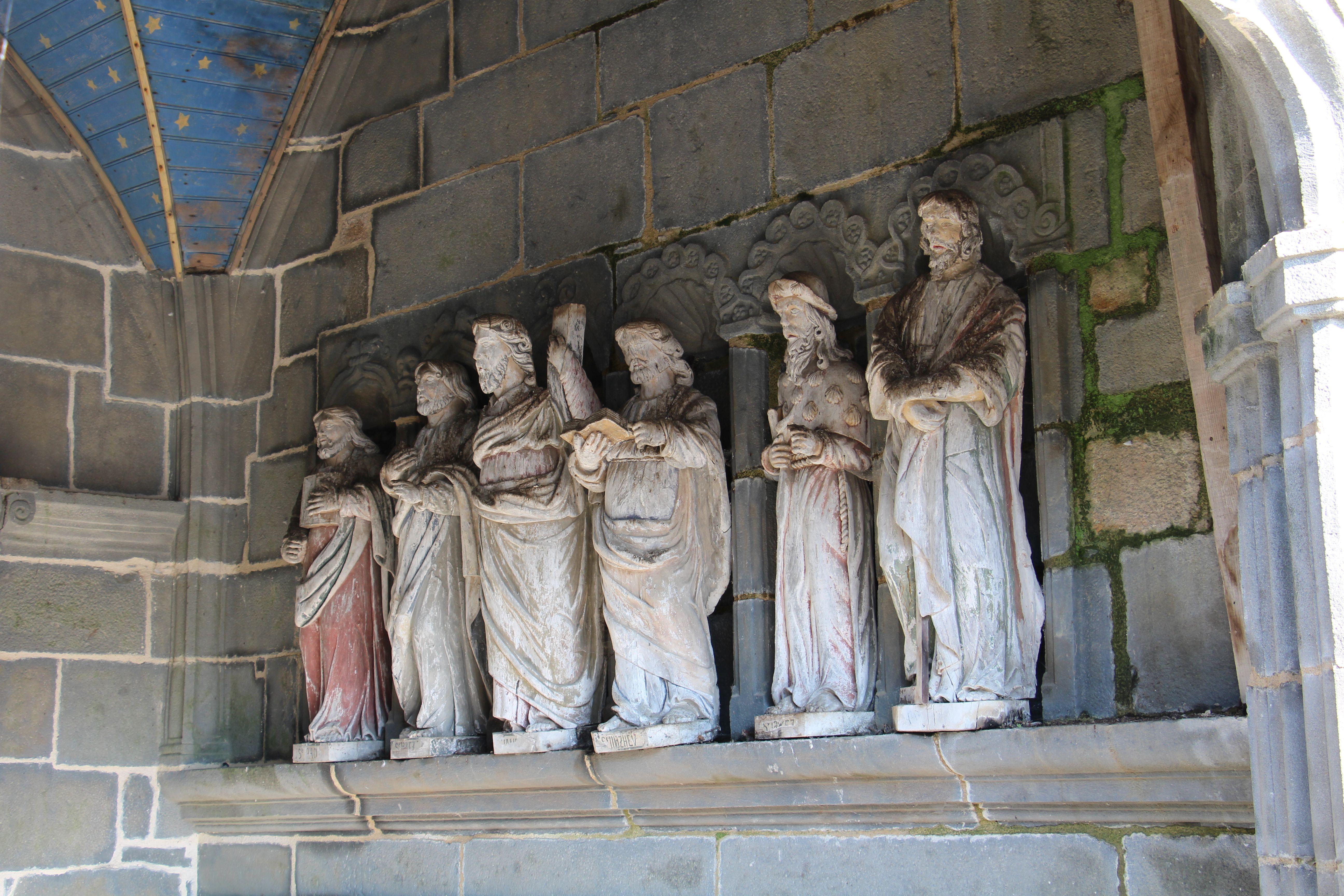 Église Saint-Sauveur au Faou