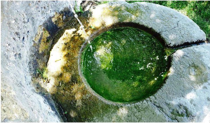 Fontaines patrimoniales à La Grave : projet de réhabilitation