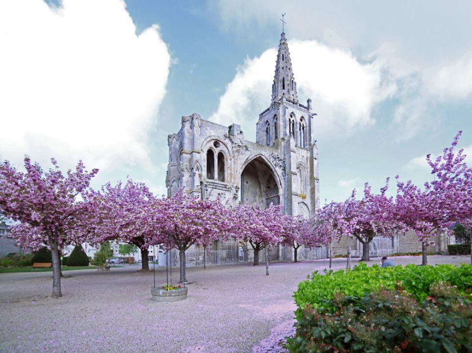 Plus jamais ça pour la Collégiale Saint-Thomas à Crépy-en-Valois