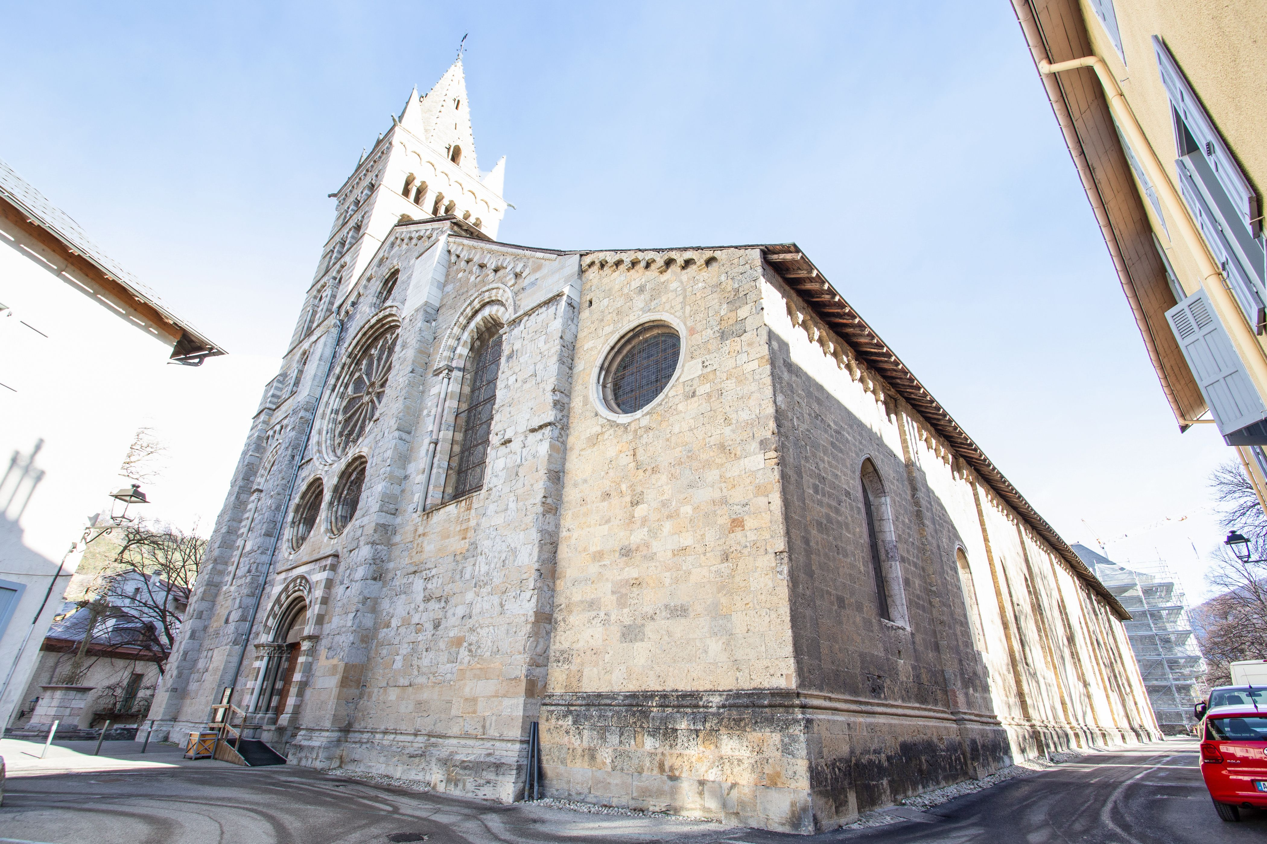 Cathédrale Notre-Dame du Réal d'Embrun