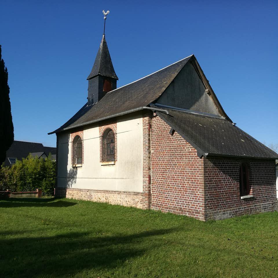 Chapelle Notre-Dame - Saint-Jacques-sur-Darnetal - Seine-Maritime