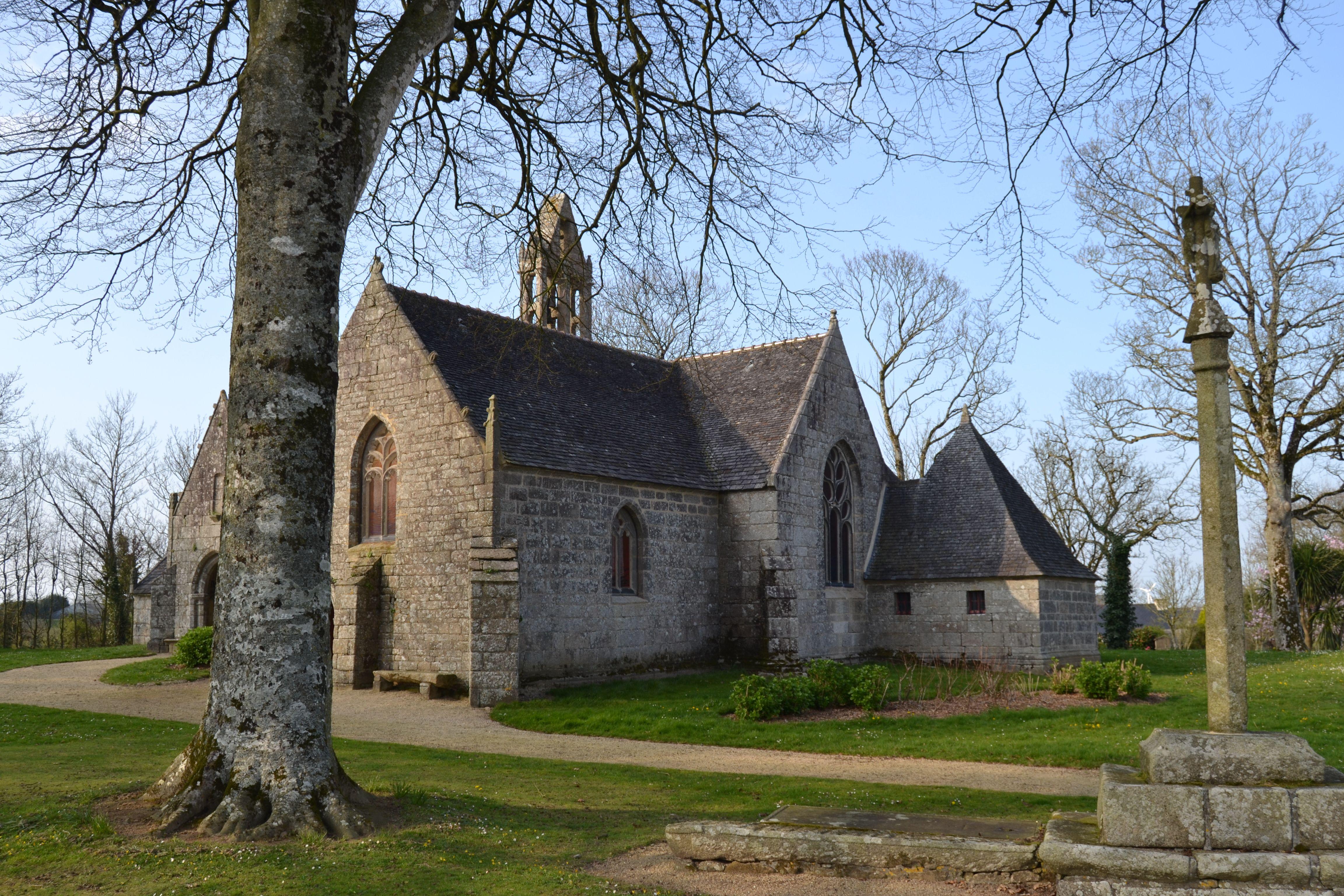 Chapelle Saint-Jaoua à Plouvien