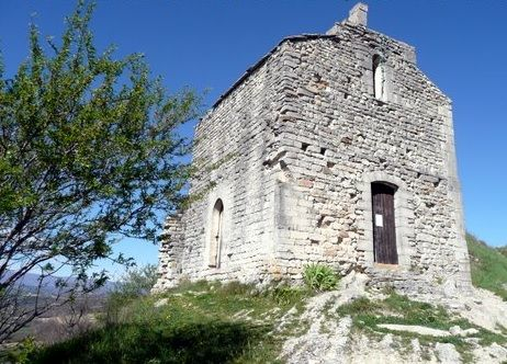 Chapelle Sainte-Agathe - Saint-Maime