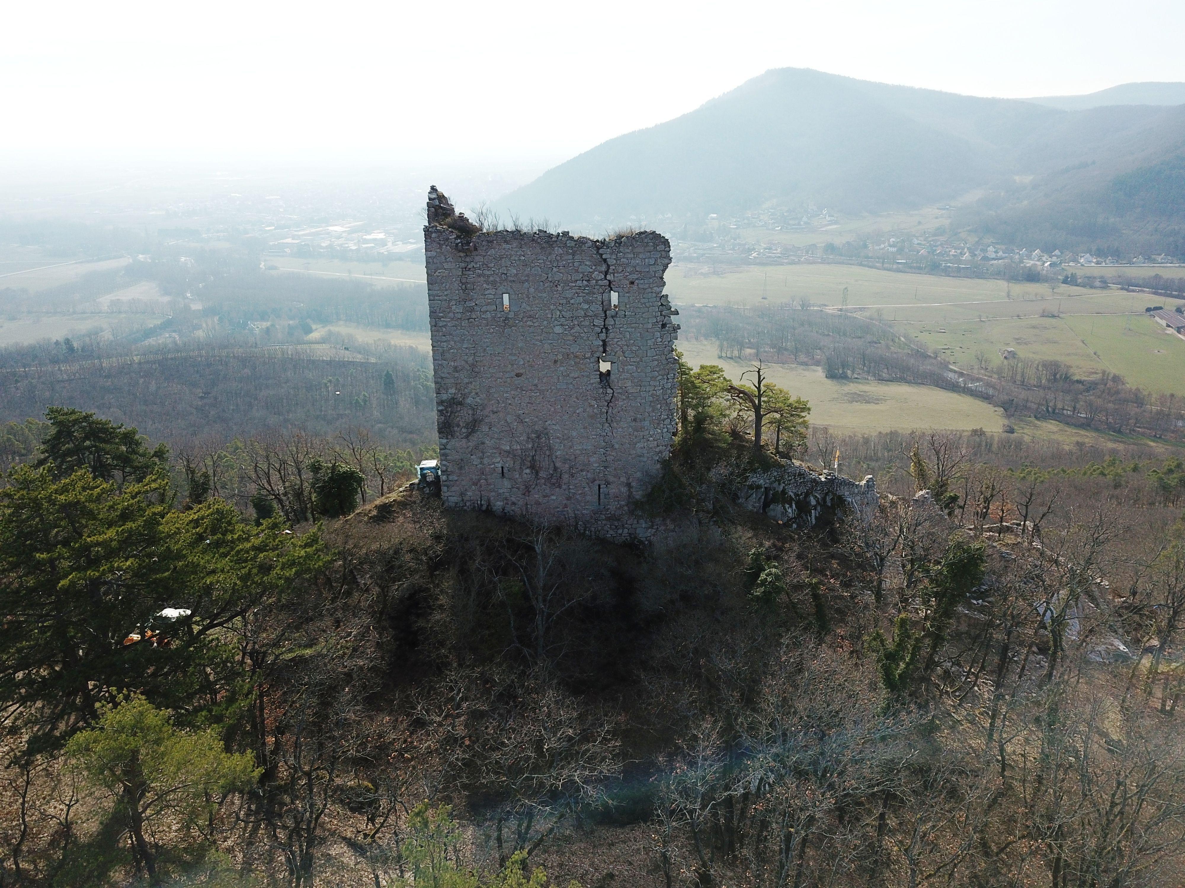 Château du Ramstein de Scherwiller