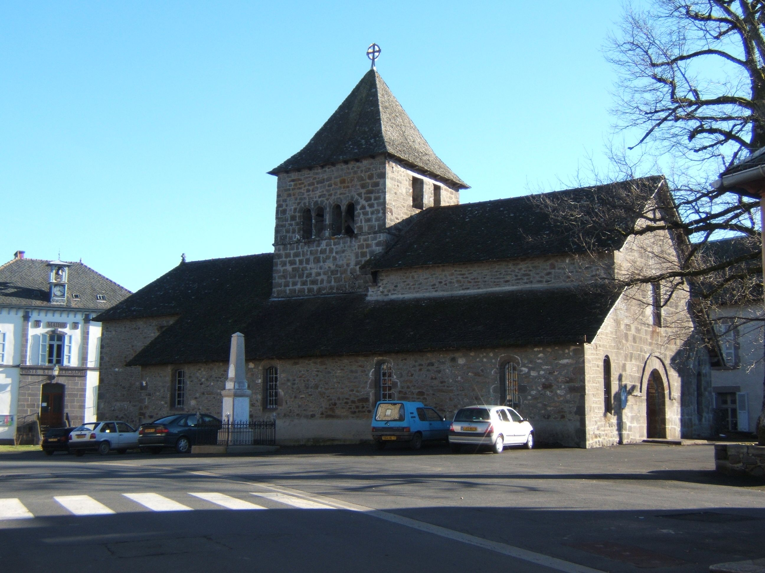 Eglise de Saint-Illide