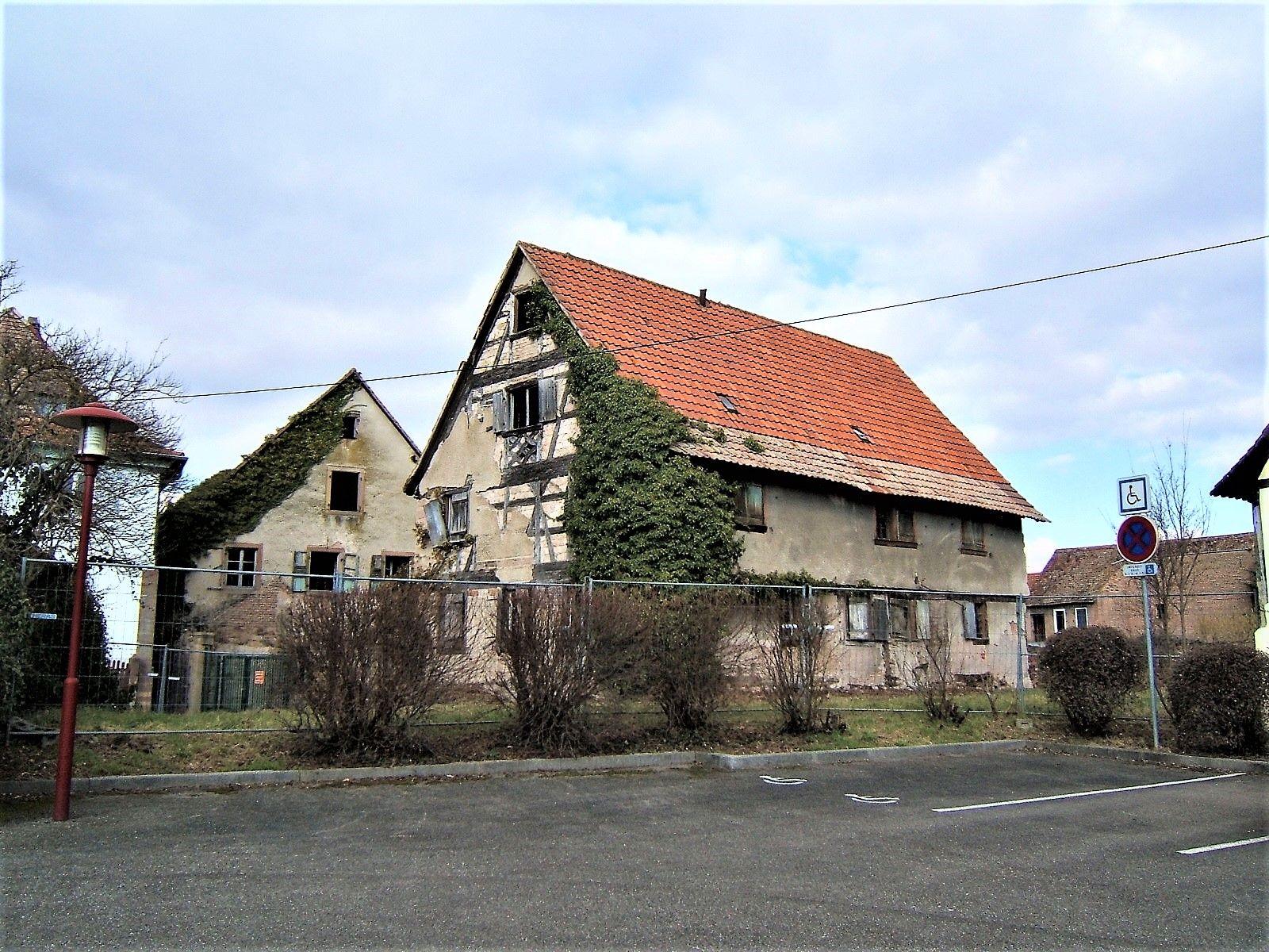 Maison de la Cour Saint-Denis d'Entzheim