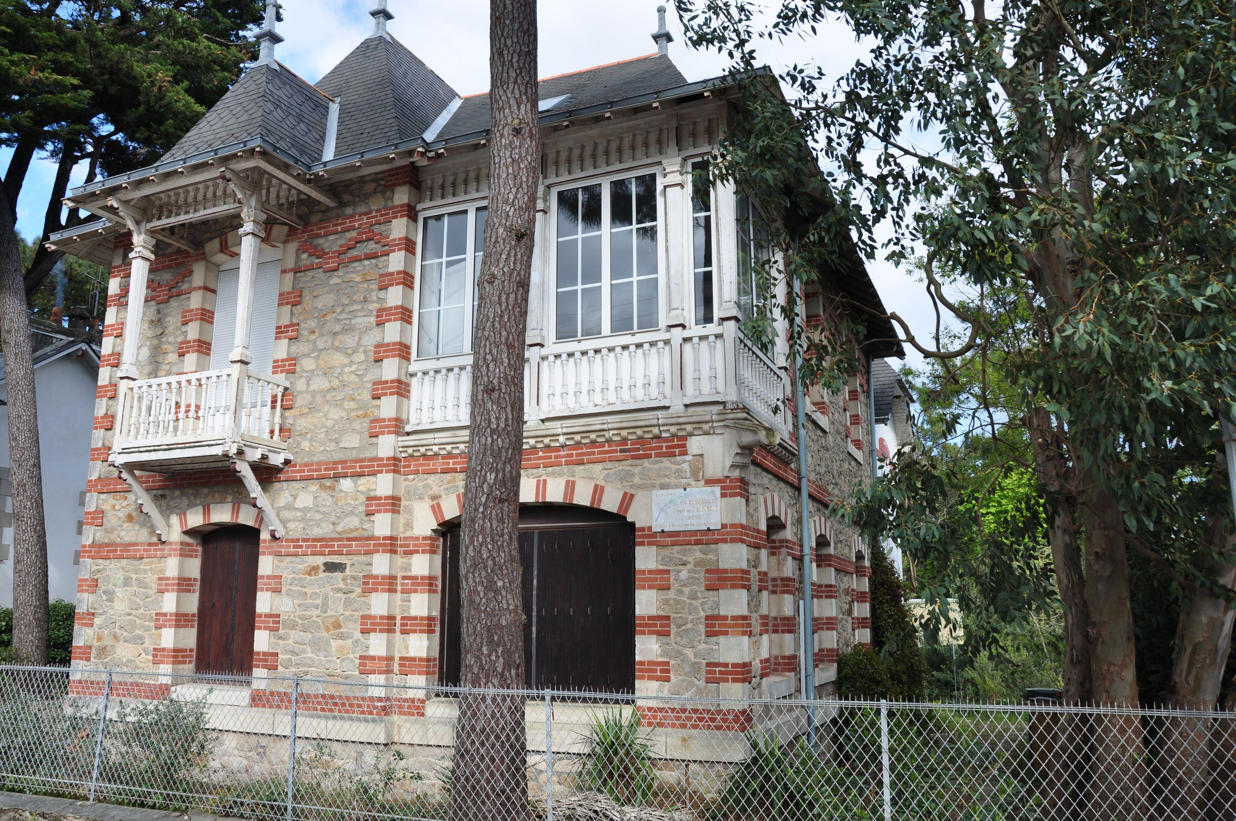 Villa balnéaire à la Baule-Escoublac