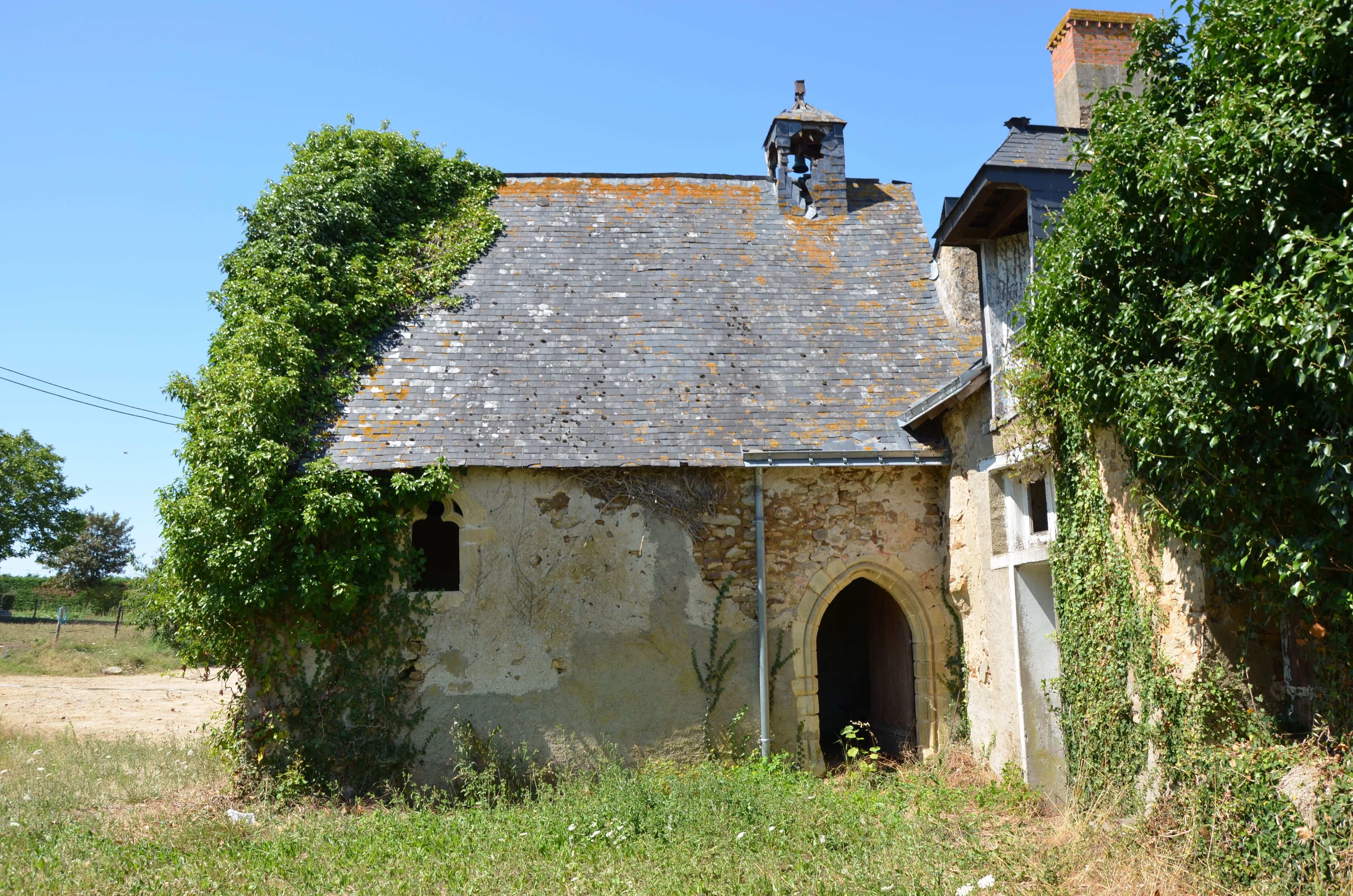 Chapelle de Mirés à Daumeray