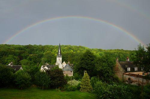 L'église Notre-Dame de Lammerville