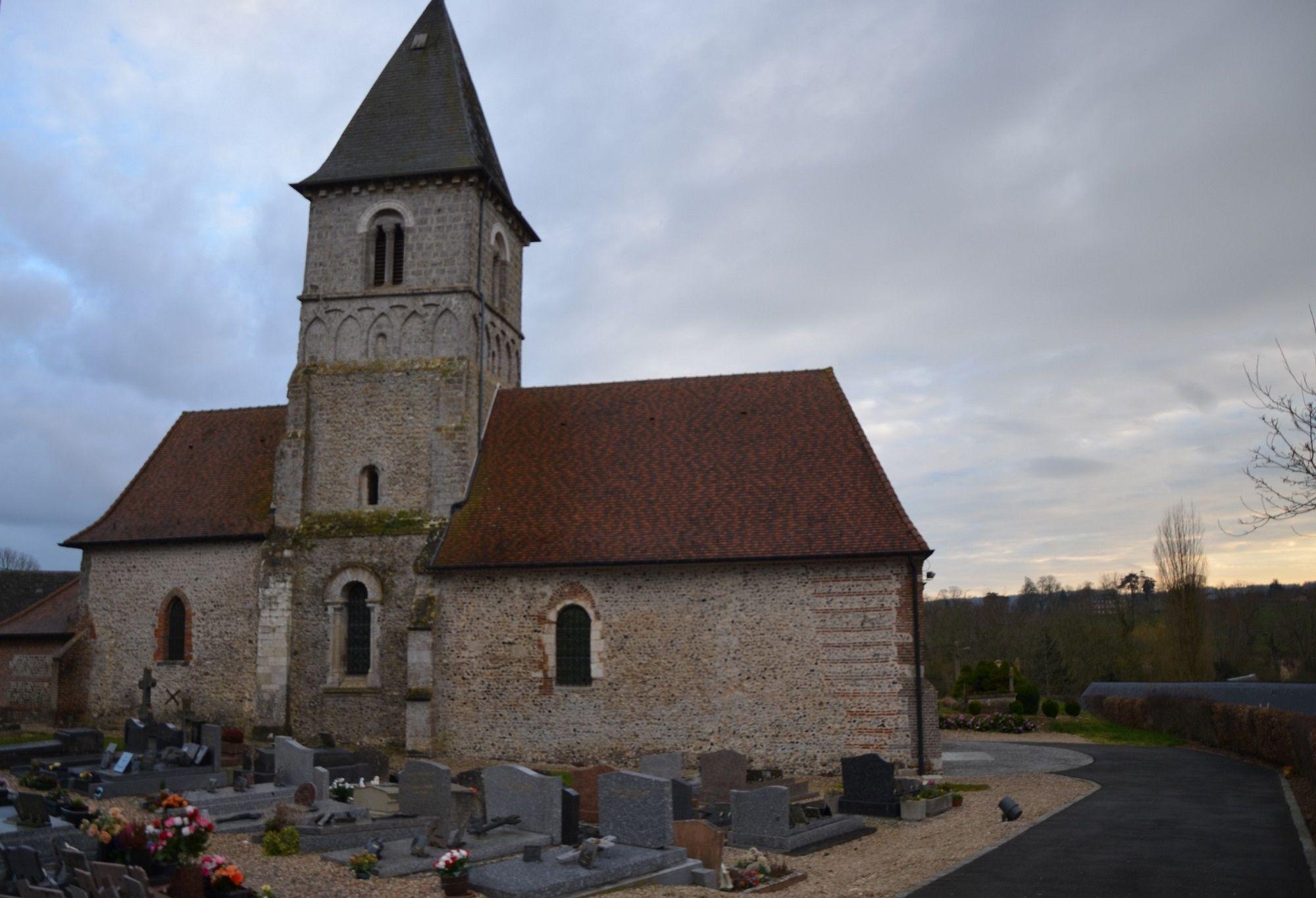 Église Saint-Pierre de Vatierville