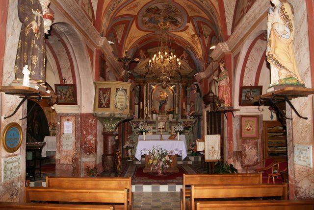 Eglise Notre-Dame-du-Rosaire à Castiglione