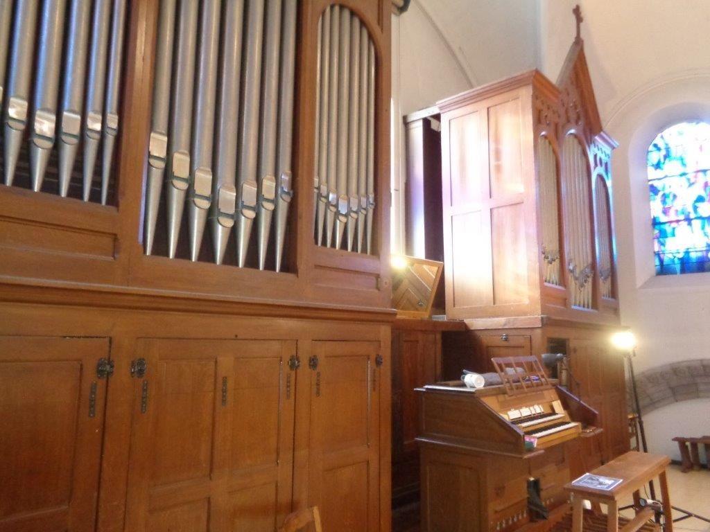 Orgue de l'église du Sacré-Cœur de Bourges