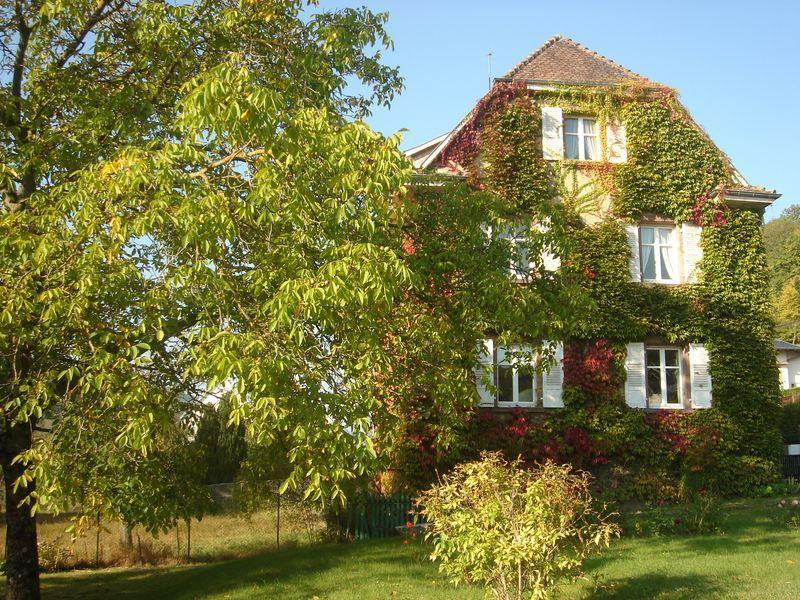 La maison d'Albert Schweitzer à Gunsbach