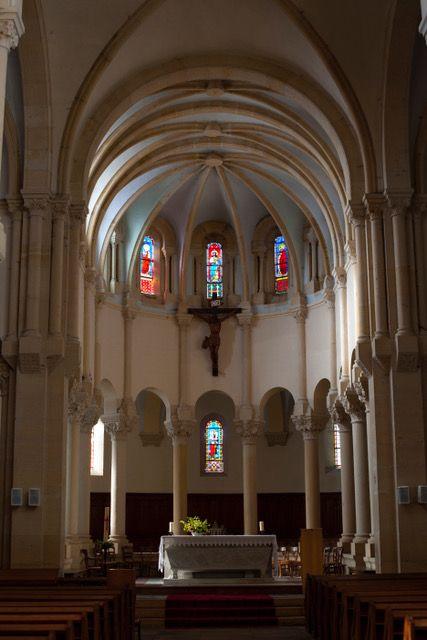 Eglise de Matour