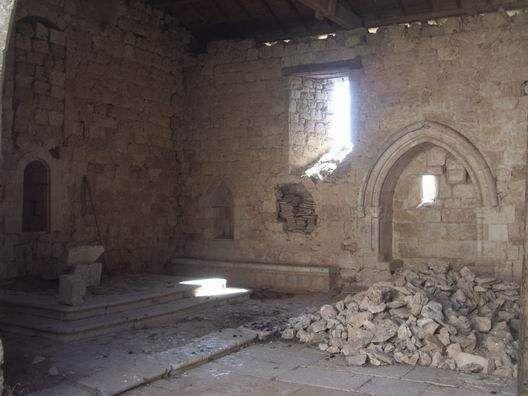 Eglise Saint-Blaise à Castera-Verduzan