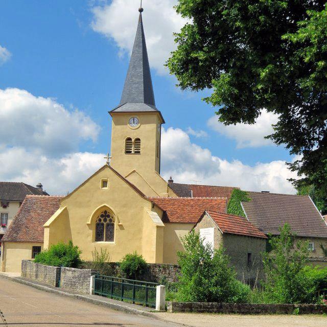 Eglise de Moloy