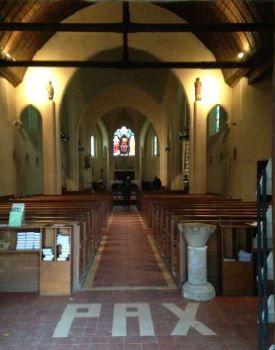 Eglise Saint-Pierre-aux-liens d'Orgerus