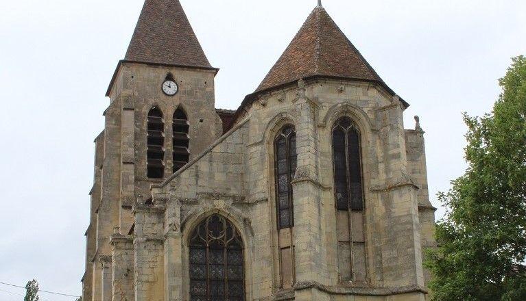 Eglise Saint-Sulpice de Villiers Adam