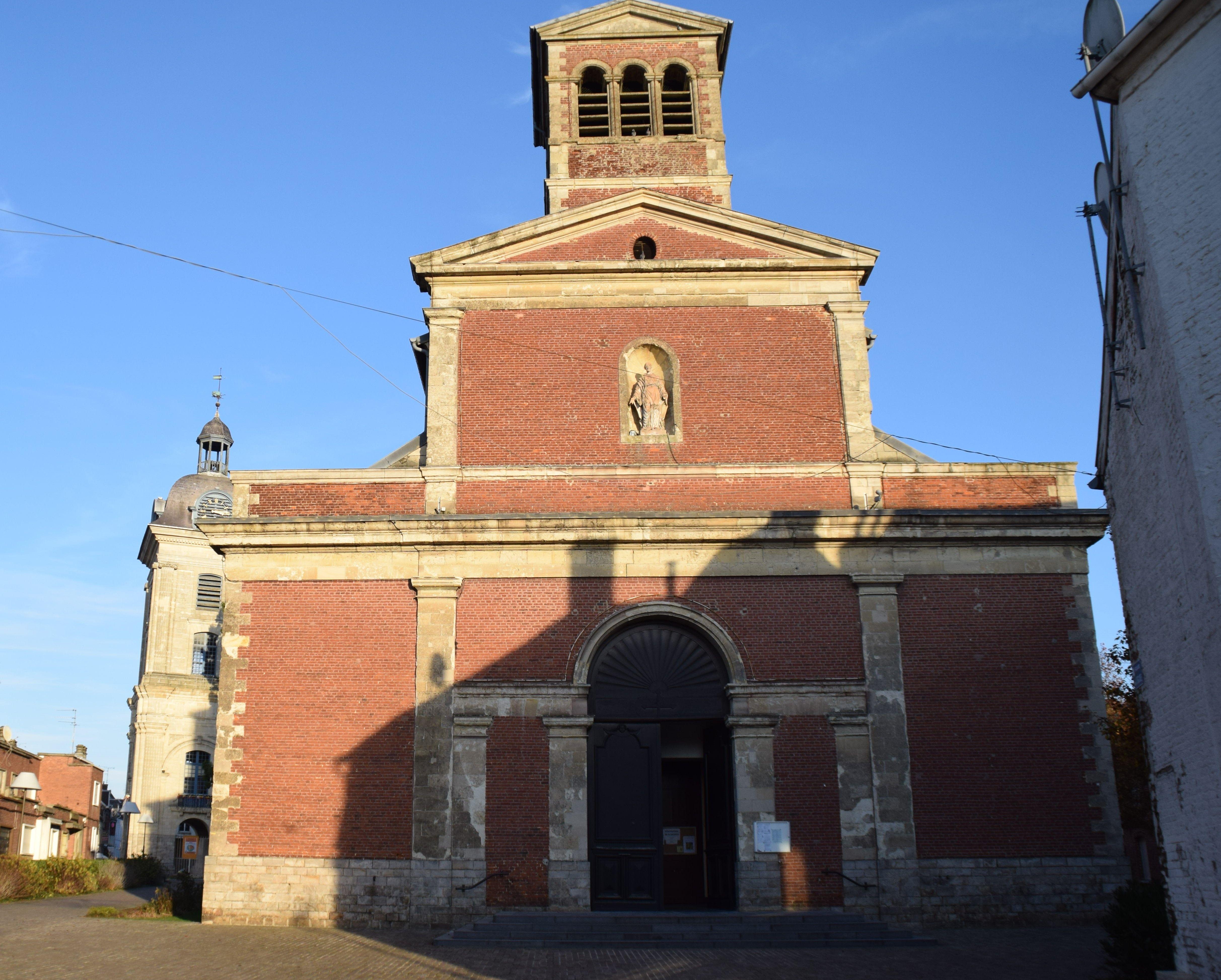 Eglise Notre-Dame de l'Assomption à Le Quesnoy