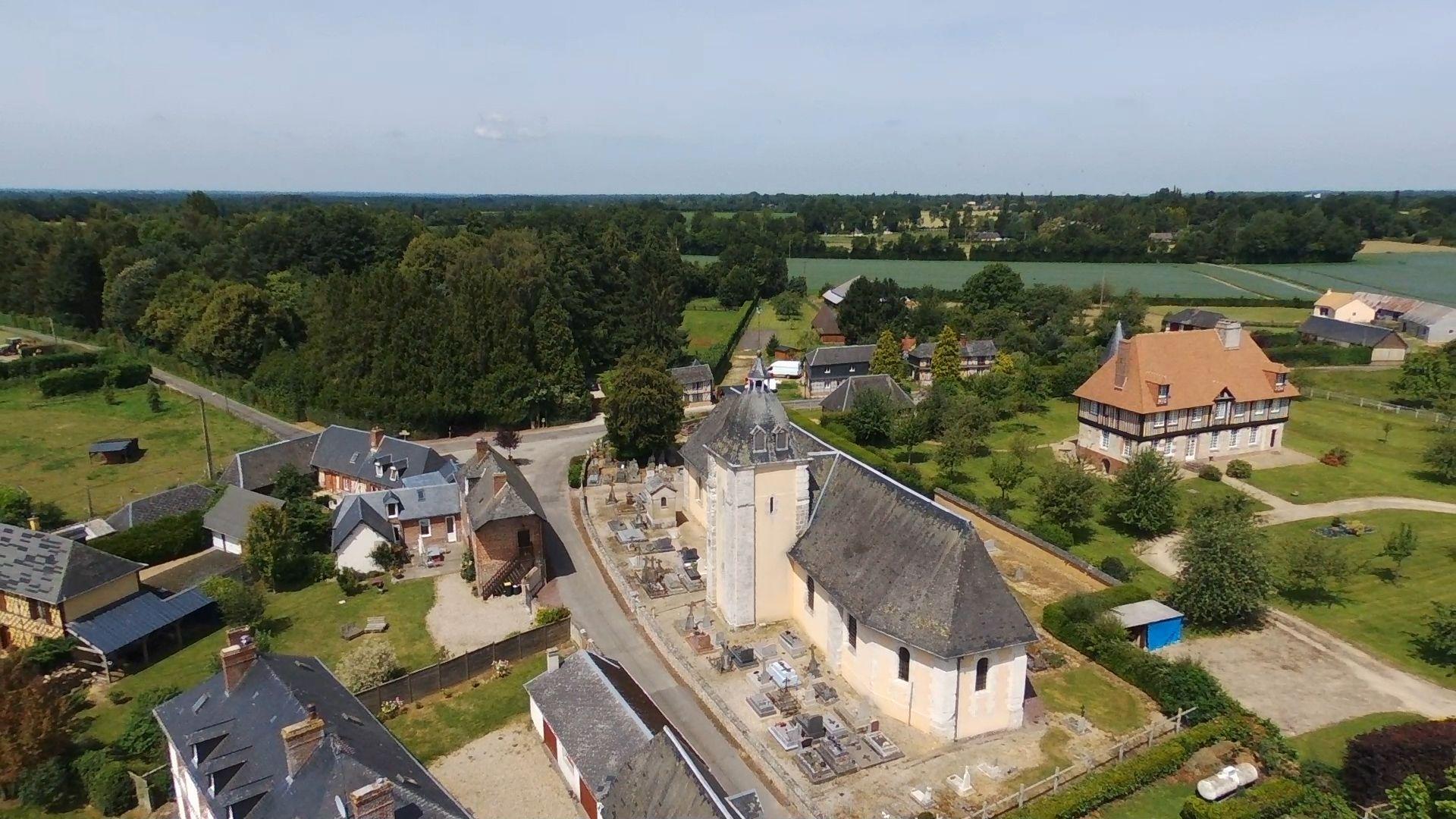 Eglise Saint-Saturnin de Piencourt