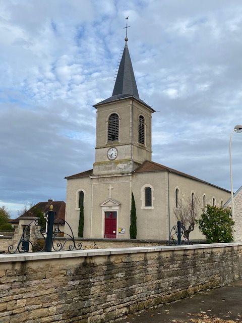 Eglise de Ruffey-les-Echirey