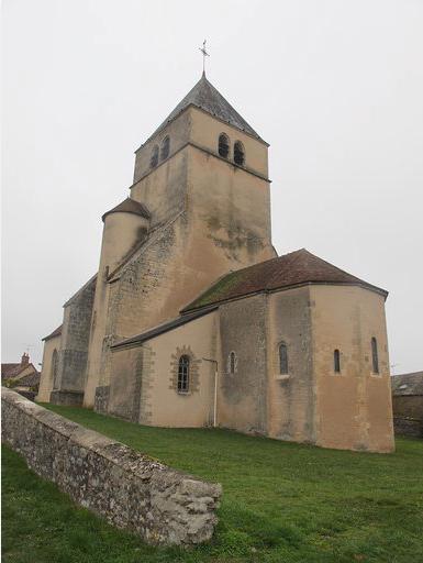 Eglise de Bazolles