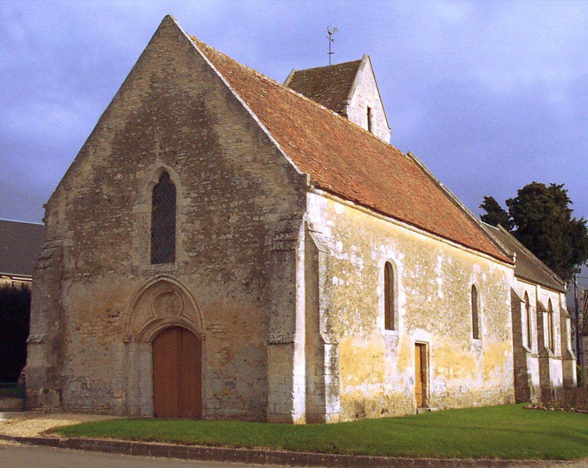Eglise de Bray en Cinglais à Fontaine le Pin - Calvados