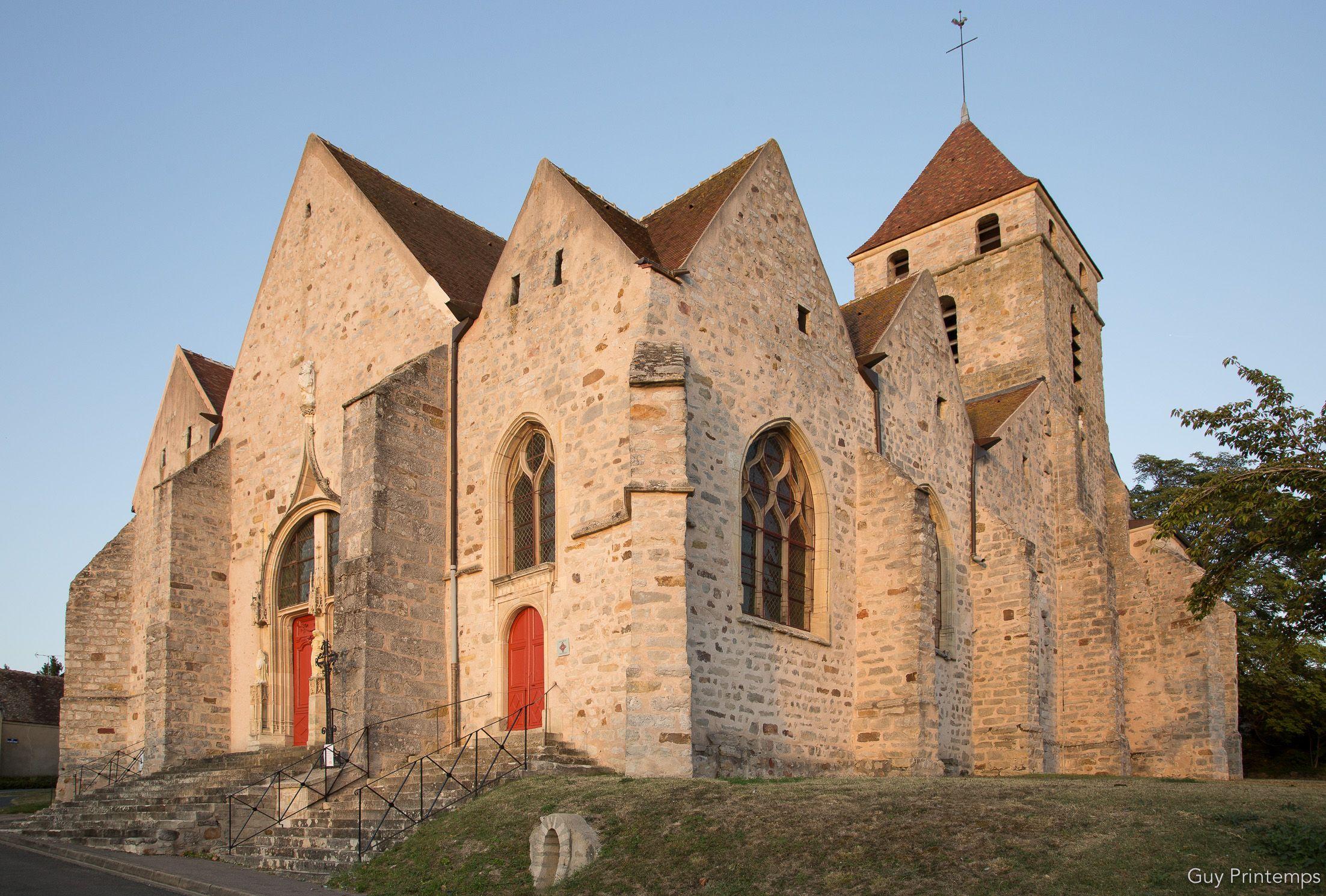 Eglise Notre Dame à Courgis