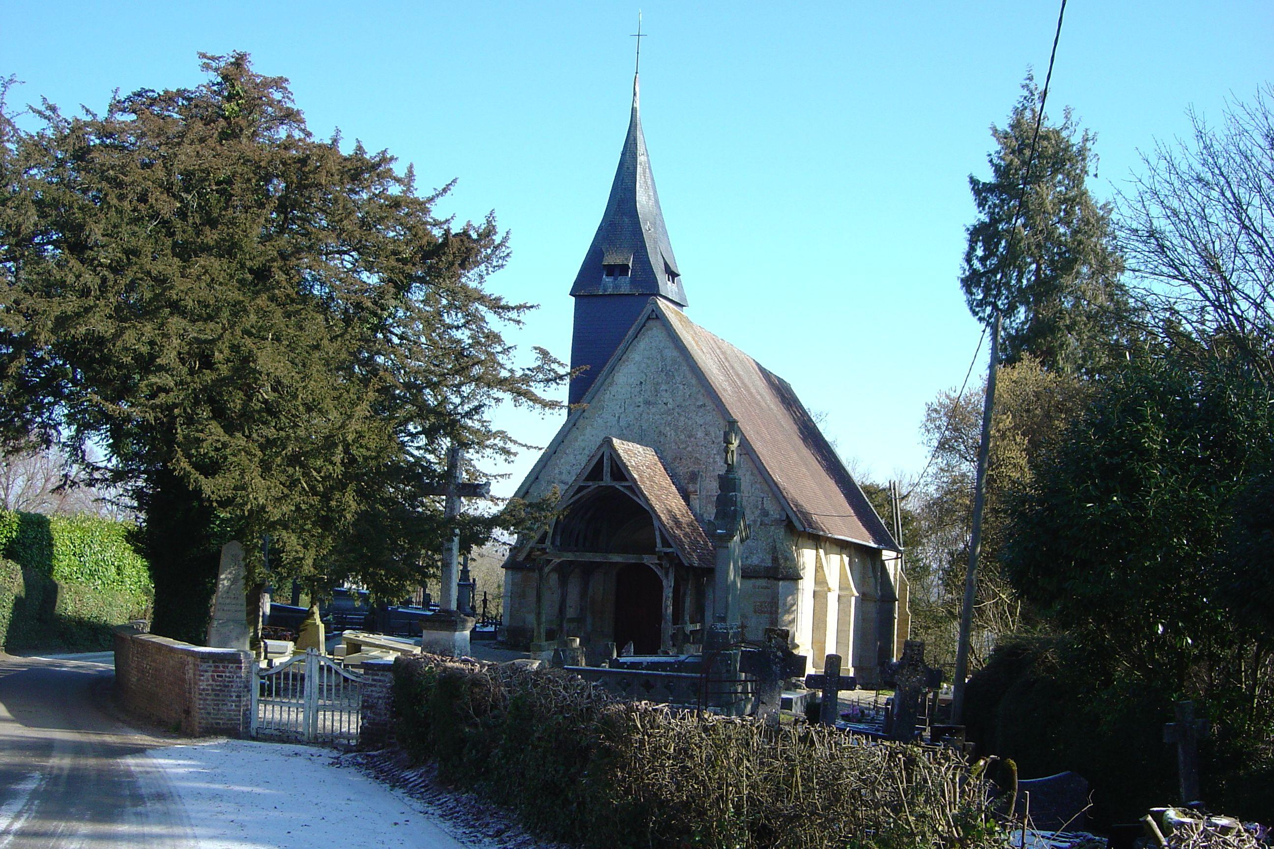 Eglise de Saint Michel de Livet - Calvados