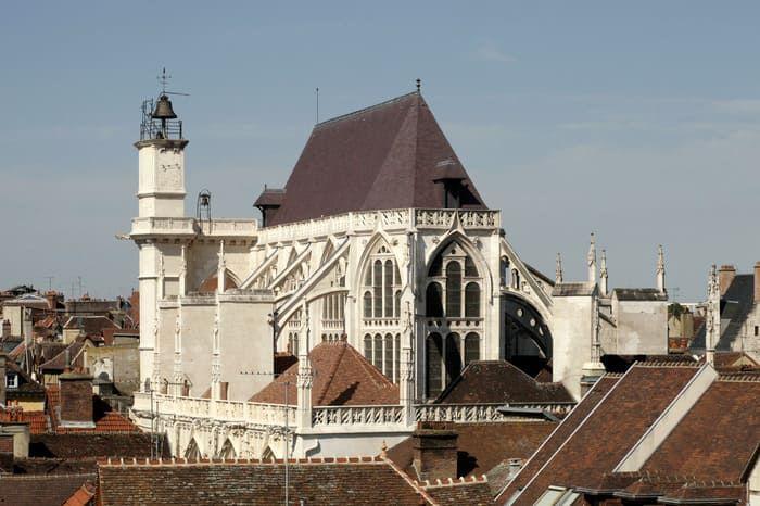 Vitrail de l'église Saint-Jean-au-Marché de Troyes