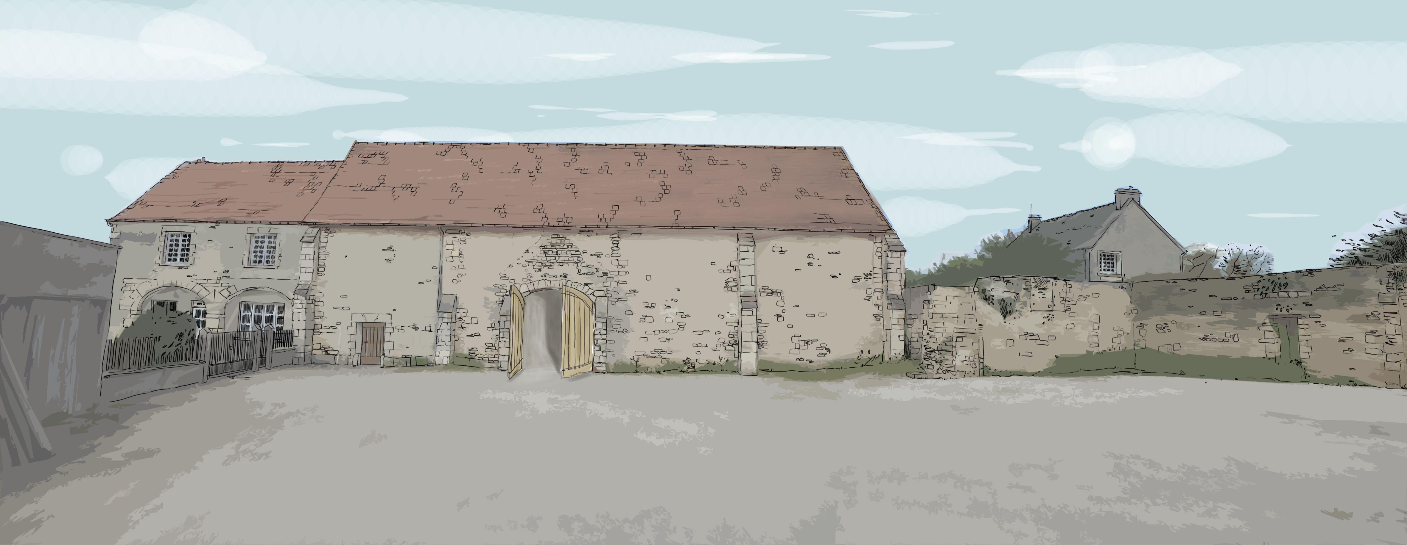 Grange aux dîmes de Rots - Calvados