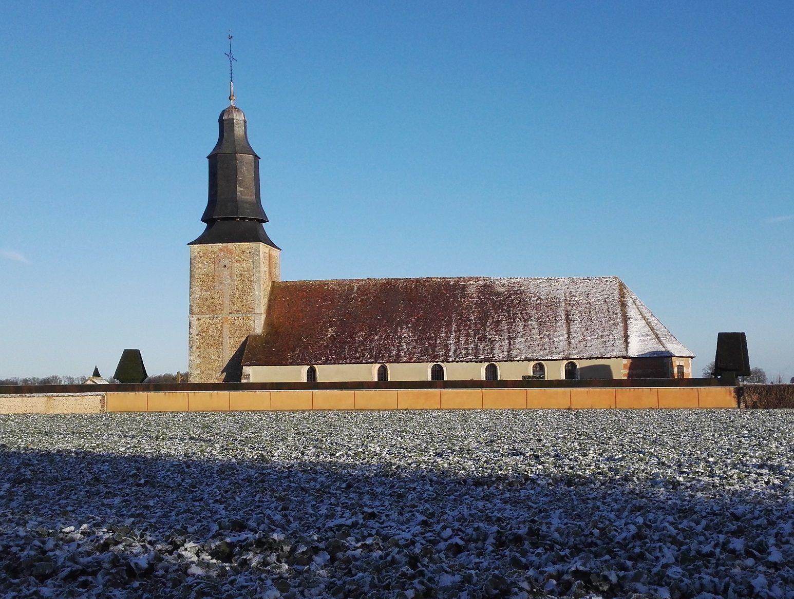 Restaurons l'église des Essarts