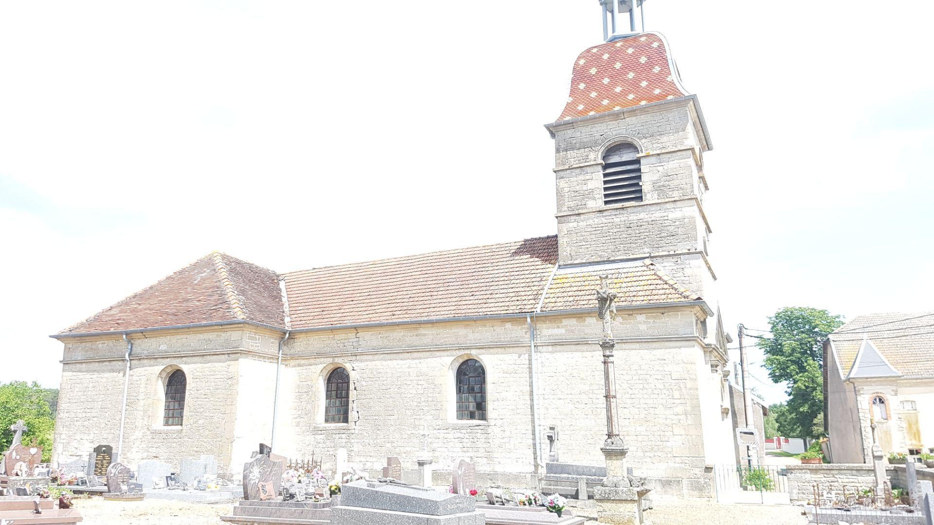 église de larret