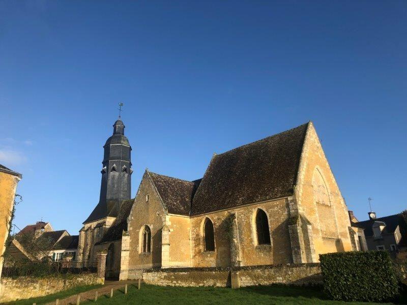 Eglise Saint Cyr et Sainte Julitte de Saint-Cyr-la Rosière