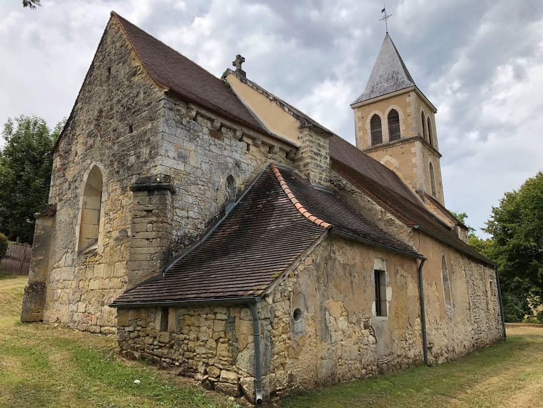 Église de Camy à Payrac