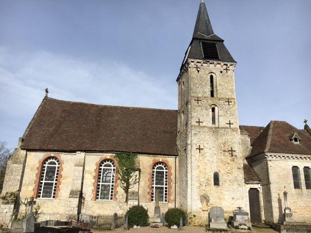 L'église de Barneville-la-Bertran - Calvados