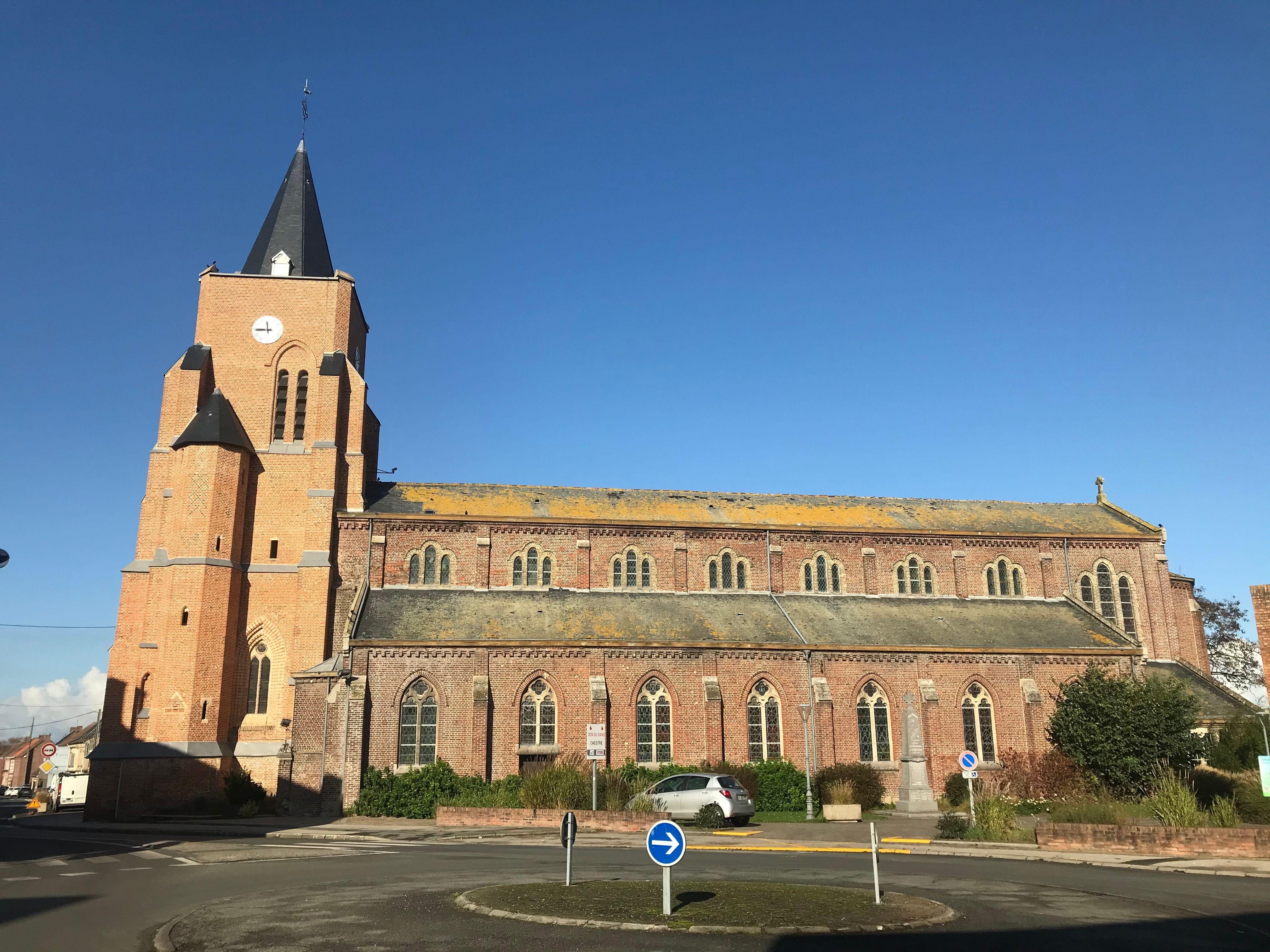 Eglise Saint-Omer de Caëstre