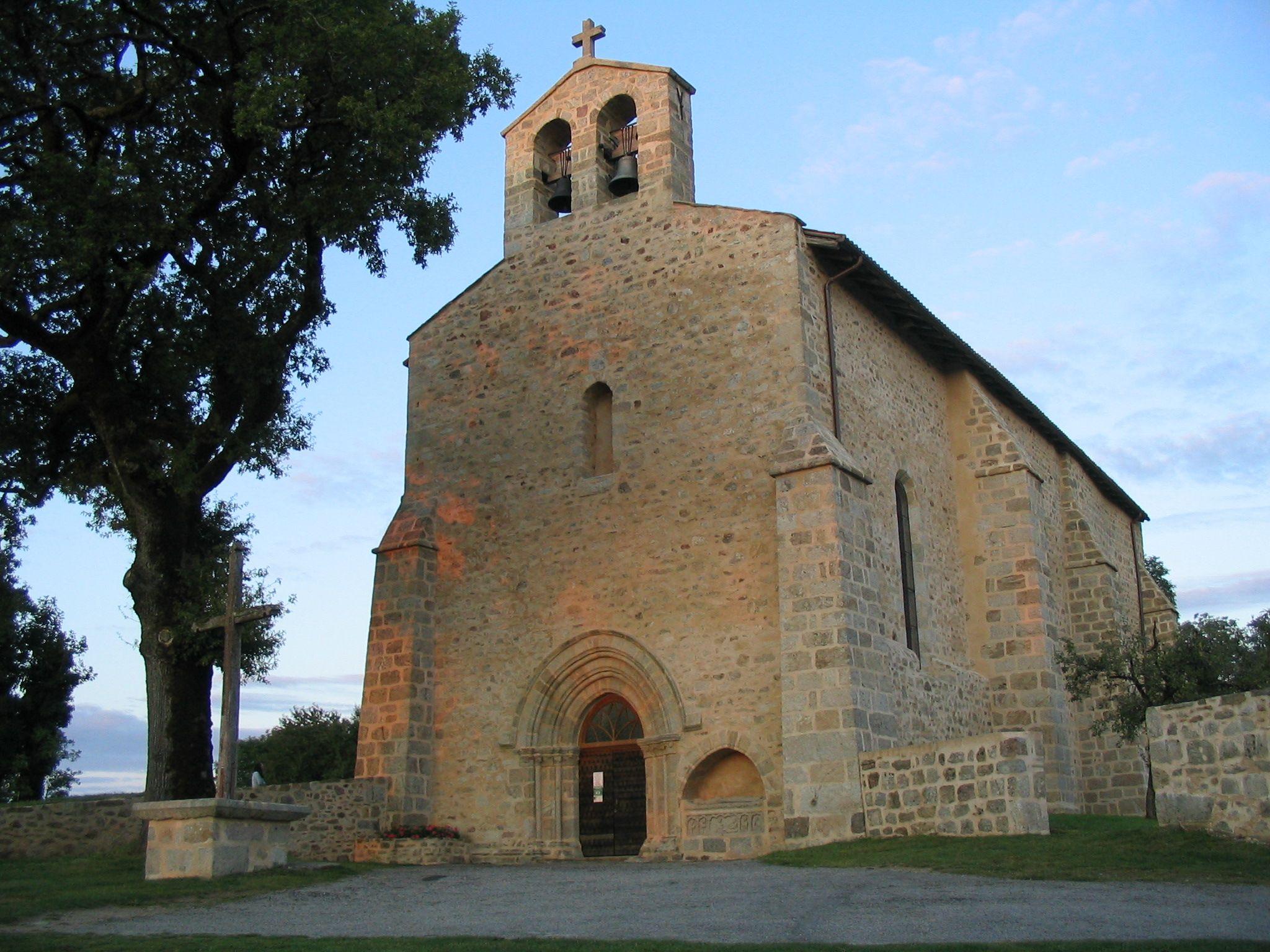Eglise de Saint-Anne-Saint-Priest
