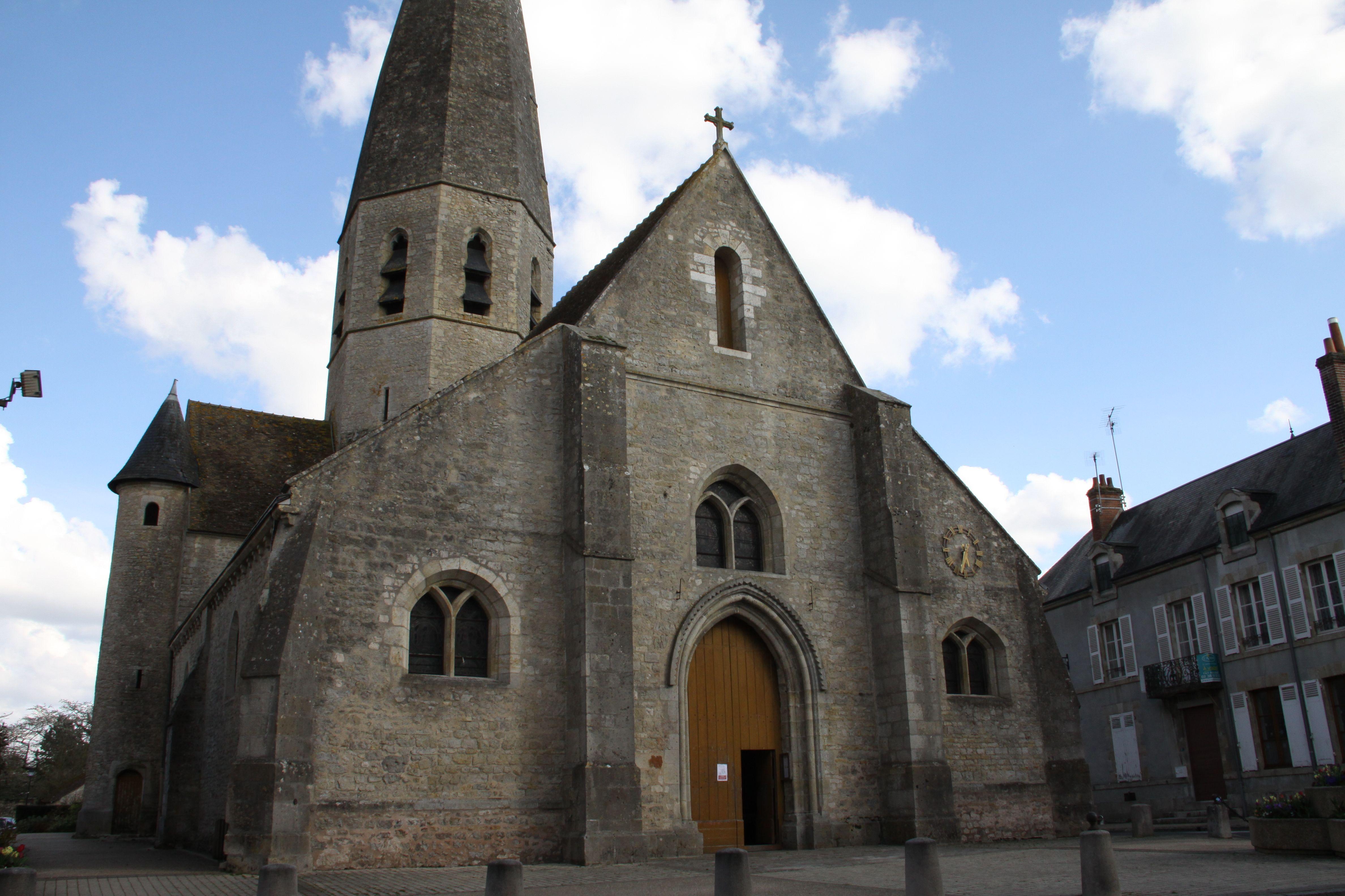 Eglise Notre-Dame de Fay aux Loges