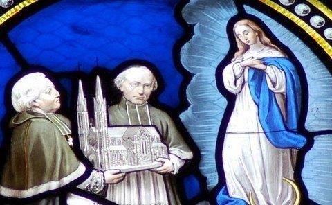 Révéler l'éclat de l'église de La Ferté-Macé