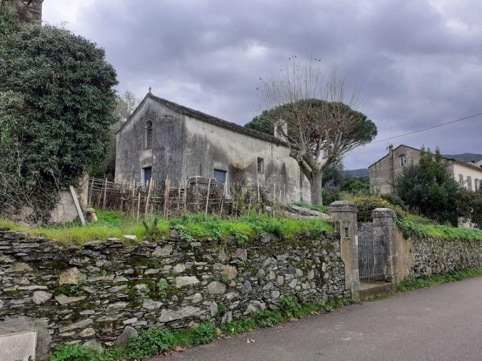 Chapelle Saint-Jacques et Saint-Philippe en Haute-Corse