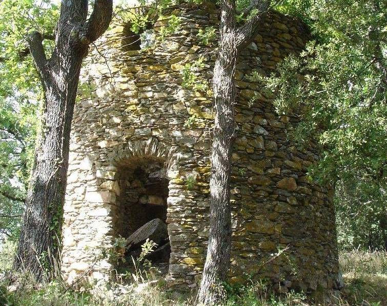 Moulin de l'Adrech à La Garde-Freinet