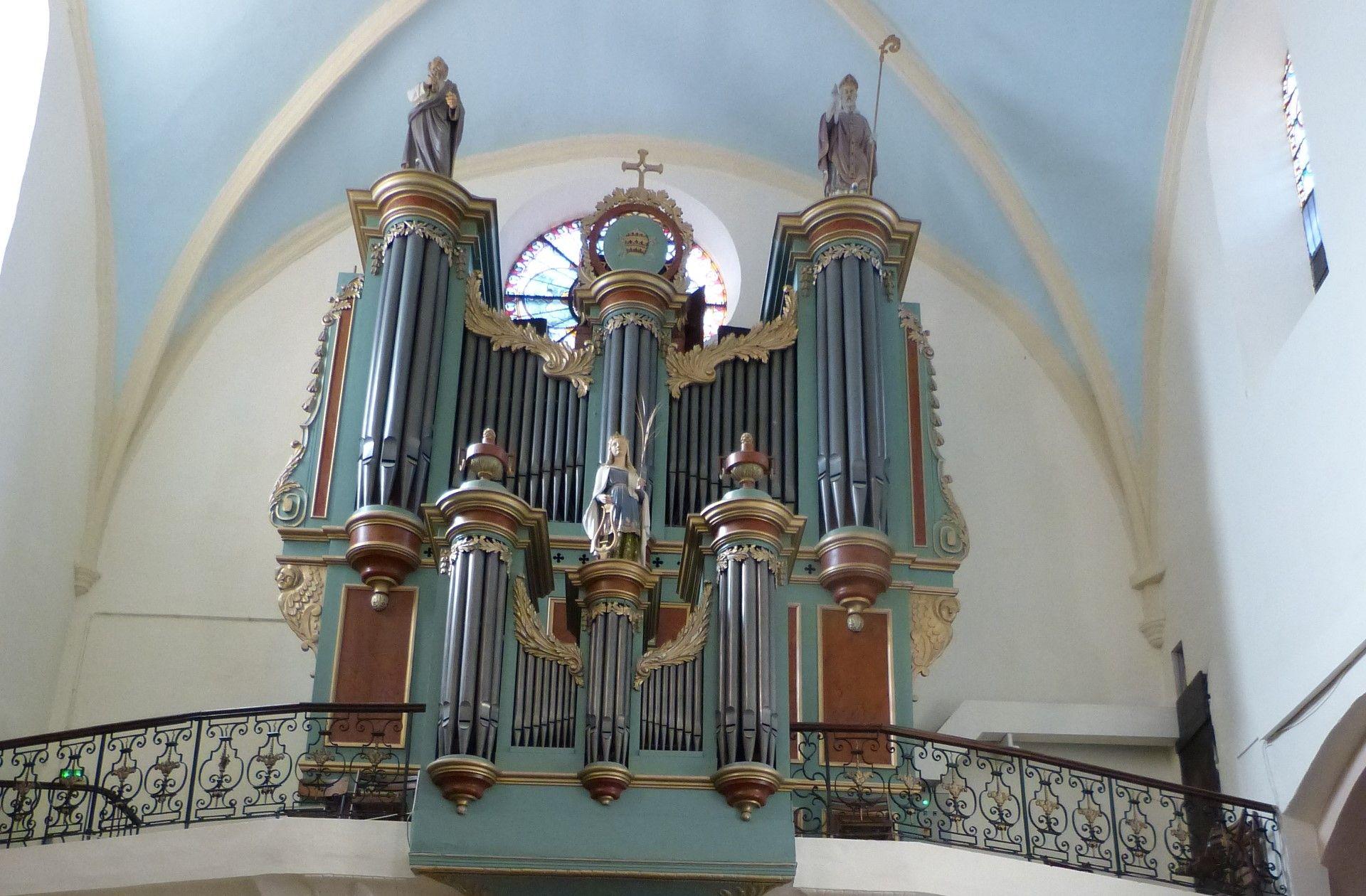 Orgue de l'église de Saint-Sauveur à Aubagne : projet de restauration