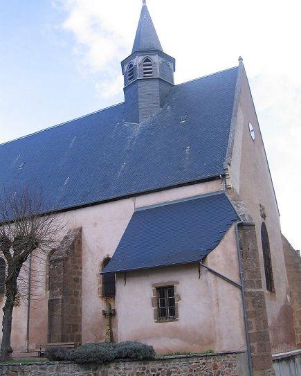 Eglise de Montaiguët-en-Forez